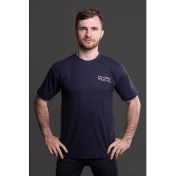 Tričko Masutazu černá