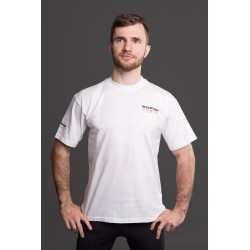 Tričko Masutazu bílá