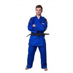 Kimono MASUTAZU TATAKAI - 550g (bílá/modrá)