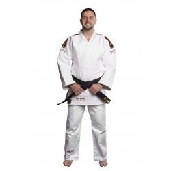 Kimono MASUTAZU MASTERS - 950g (bílá/modrá)