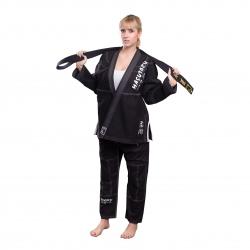 BJJ Kimono Masutazu 450g černá