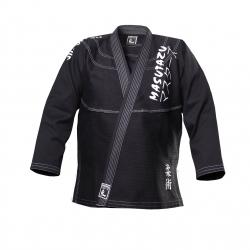 BJJ Kimono Masutazu 350g černá