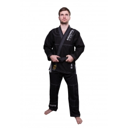 BJJ kimono Masutazu 550g černá
