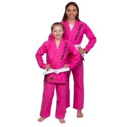 BJJ Kimono Masutazu Pink